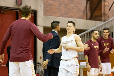 Willamette University (M) Basketball vs. Lewis and Clark - February 16th, 2019