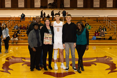 Willamette University (M) Basketball vs. Lewis and Clark - February 16th, 2019 Senior Night