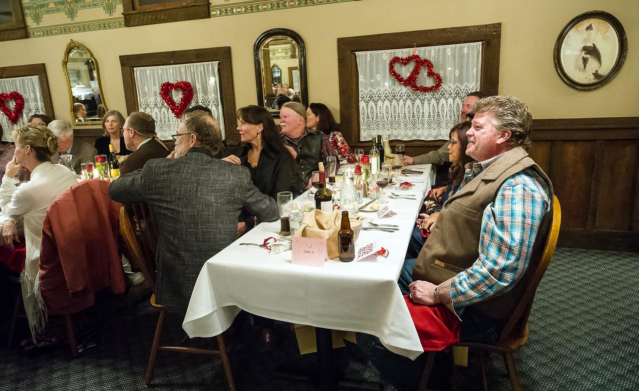 WVCW Dinner Talk