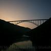 New River Gorge Bridge - Fayetteville West Virginia