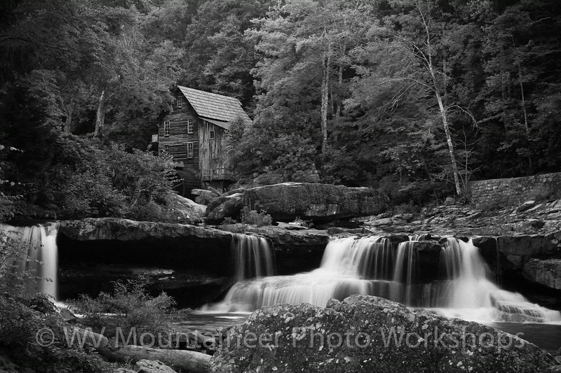 Glade Creek Mill - Babcock Stat Park West Virginia