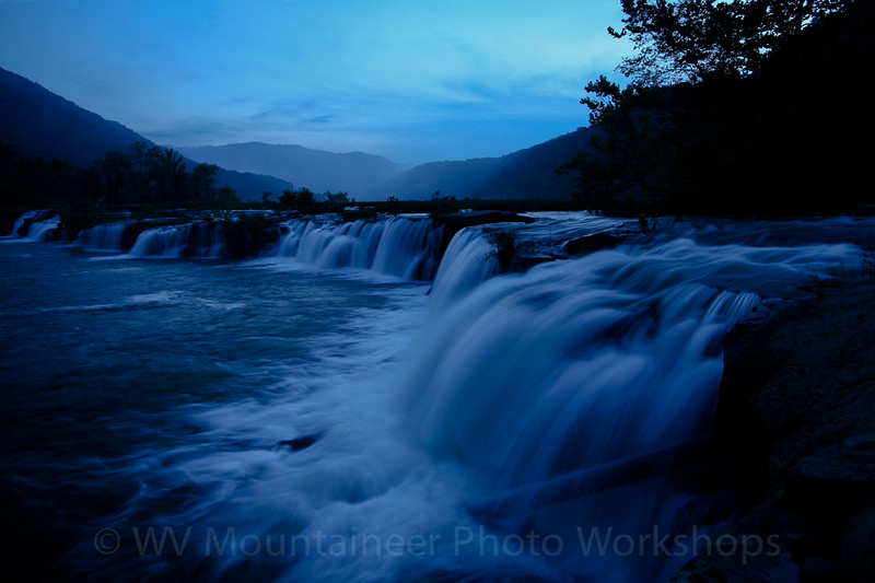 Sandstone Falls - Standstone West Virginia