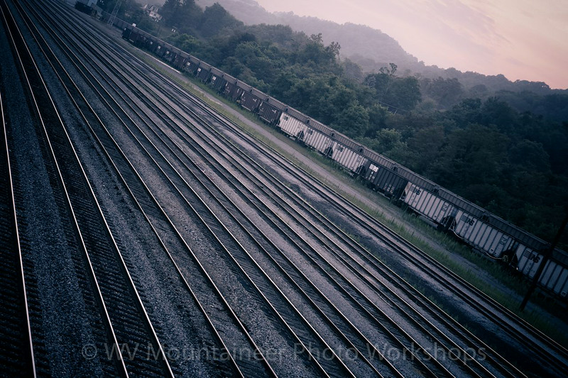 Tracks - Bluefield West Virginia