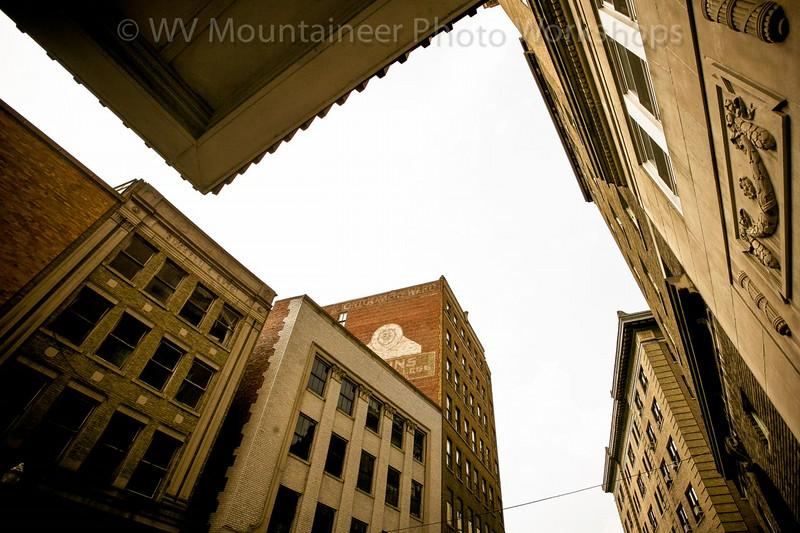 Skyscrapers - Bluefield West Virginia