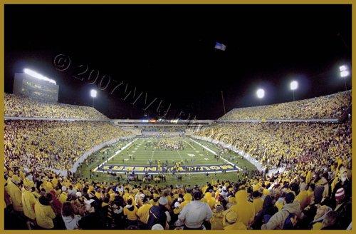 WVU vs Louisville 2007