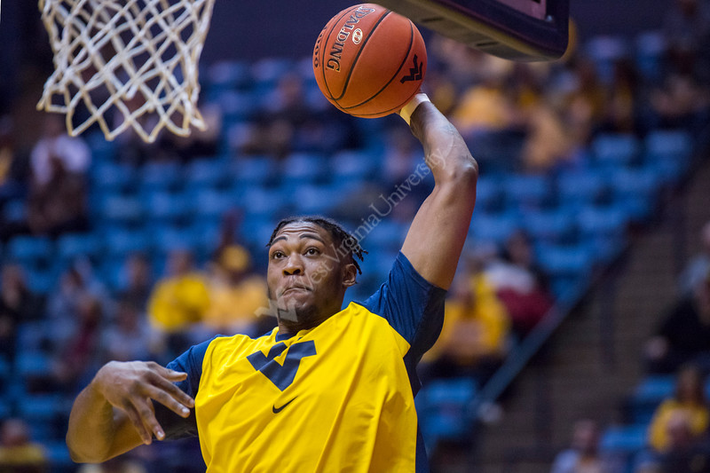 The Mountaineers faced off against Kansas State University on February 18, 2019 in Morgantown, WV