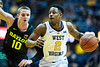 The Men's Basketball team hosts Baylor in the Coliseum January 21st, 2019.  Photo Brian Persinger