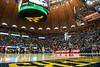 The Men's Basketball Team hosts Oklahoma at the Coliseum February 29th, 2020.  (WVU Photo/Brian Persinger)