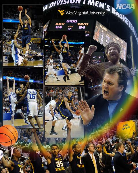 Men Basketball NCAA 2008
