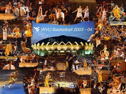 WVU_Basketball_2003_22x16