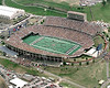"Football WVU vs Miami 2000 AERIAL SHOT ""snowflake"""
