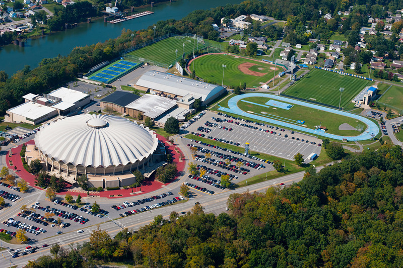 """aerials of WVVU campus Coliseum and Evansdale Campus..........................to purchase - <a href=""""http://dan-friend.artistwebsites.com/featured/8-aerials-of-wvvu-campus-dan-friend.html"""">http://dan-friend.artistwebsites.com/featured/8-aerials-of-wvvu-campus-dan-friend.html</a>"""