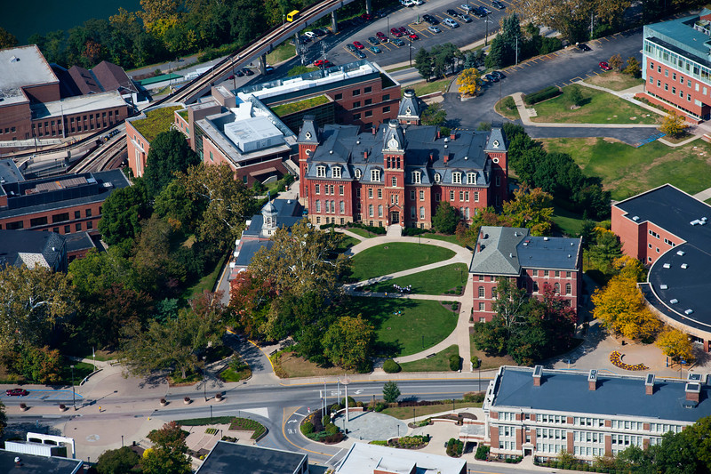 "aerials of WVVU campus Woodburn Hall...................................to purchase - <a href=""http://dan-friend.artistwebsites.com/featured/3-aerials-of-wvvu-campus-dan-friend.html"">http://dan-friend.artistwebsites.com/featured/3-aerials-of-wvvu-campus-dan-friend.html</a>"