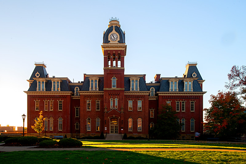 """Woodburn Hall late afternoon sun.........................to purchase - <a href=""""http://bit.ly/1IvMJTp"""">http://bit.ly/1IvMJTp</a>"""