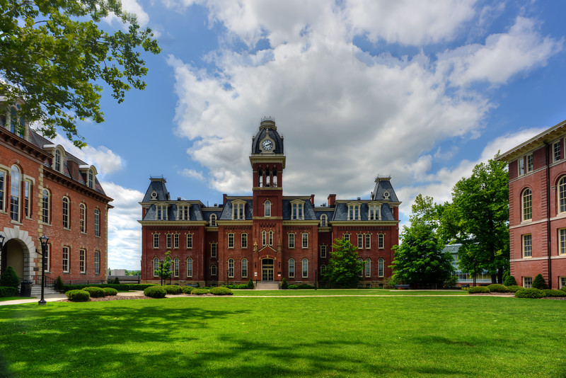 """Woodburn Hall early afternoon summer day............................to purchase - Woodburn Hall early afternoon summer da <a href=""""http://bit.ly/1AQso9C"""">http://bit.ly/1AQso9C</a>"""