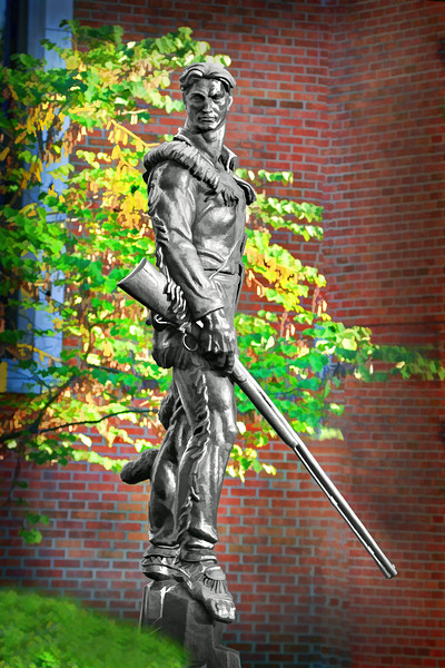 """To purchaswe - <a href=""""http://bit.ly/X9SQFY"""">http://bit.ly/X9SQFY</a><br /> <br /> Mountaineer statue in front of the Mountainlair is modeled after NBA legend and WVU graduate Jerry West by sculpture artist Donald DeLue"""