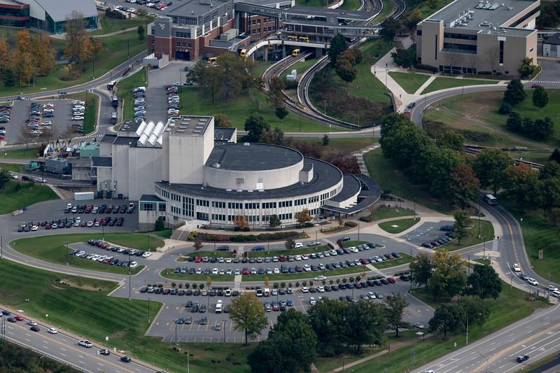 Aerial of Creative Art Center