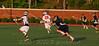 West Virginia University Lacrosse at University of Richmond - April 20, 2012