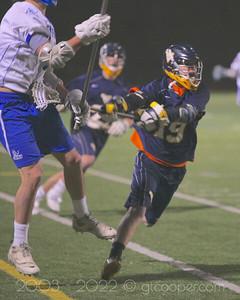 WVU Lacrosse at University at Buffalo April 5, 2013