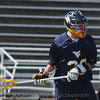 Matt Saracusa, West Virginia University Lacrosse WVU Lacrosse vs. Boston University April 6, 2013