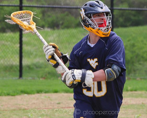 Matt Saracusa, West Virginia University Lacrosse