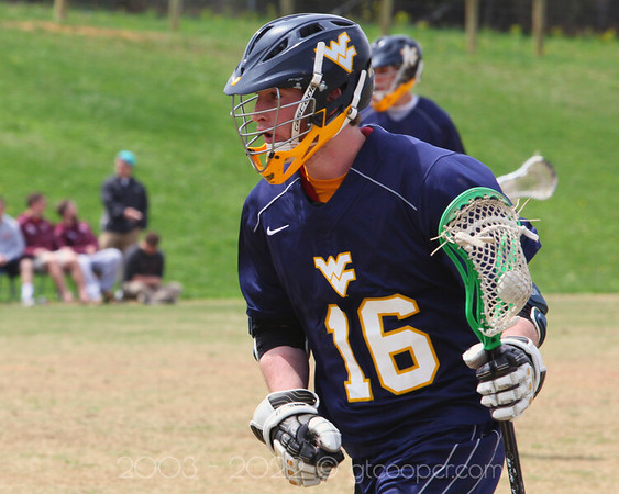 Matt Brodley, West Virginia University Lacrosse