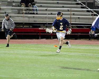 West Virginia Lacrosse vs. George Washington University 2014_03_28_21933