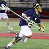 West Virginia Lacrosse vs. George Washington University<br /> 2014_03_28_22693