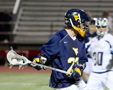 West Virginia Lacrosse vs. George Washington University 2014_03_28_22133
