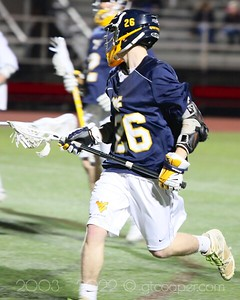 West Virginia Lacrosse vs. George Washington University 2014_03_28_22314
