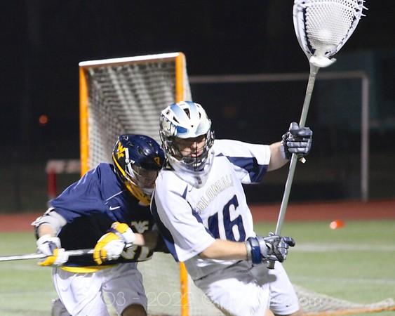 West Virginia Lacrosse vs. George Washington University 2014_03_28_22099