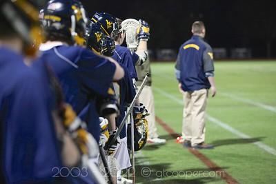 West Virginia Lacrosse vs. George Washington University 2014_03_28_22137
