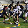 West Virginia University Lacrosse vs. Navy Club - October 13, 2012