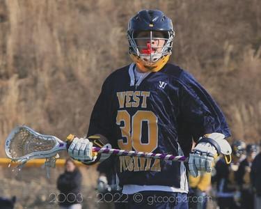 West Virginia University Lacrosse vs. Central Michigan University - February 18, 2012