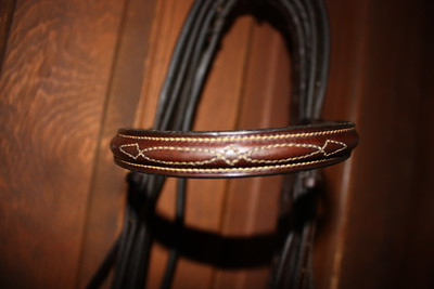 Detail of Dover browband