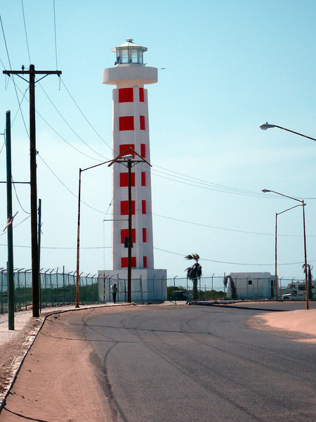 Adolfo Lopez Mateos, March 2: Lighthouse.