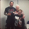 © wwe ! Roman granted a Wish in Hannover today Febr. 24 , 2017
