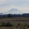 Mount Rainier as seen from Fort Lewis Area 15