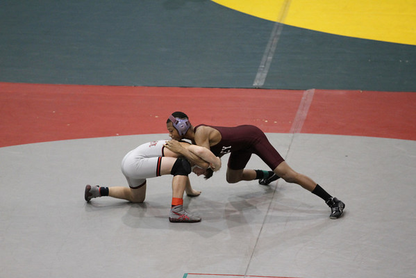 WWHS WRESTLING STATES DAY 2