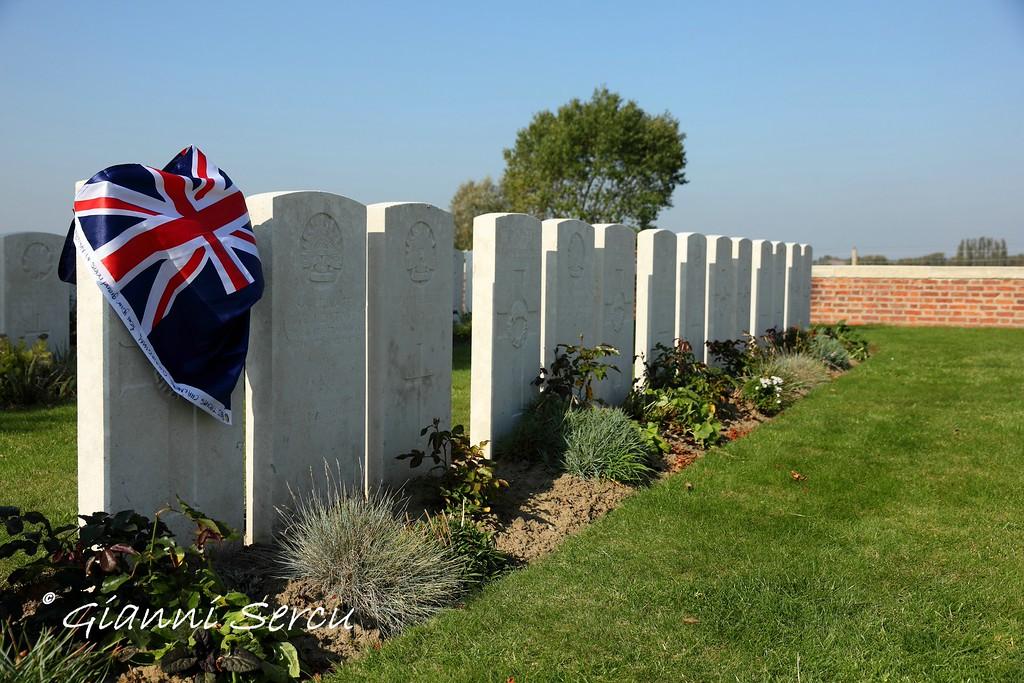 Nine Elms British cemetery