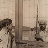 grandfather Ernest Goldschmidt inside a detention camp near Cidi Ilyachi, Morocco, where my mother and her parents were deposited after the ship they were aboard was confiscated for the war effort my the US Navy