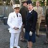 Col Bob and Lt. Sharon