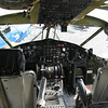 Cockpit of the C-119