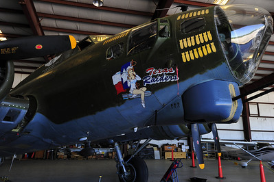 Nose section B-17