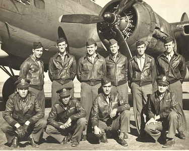 The Crew who Flew with Lt.Vernon