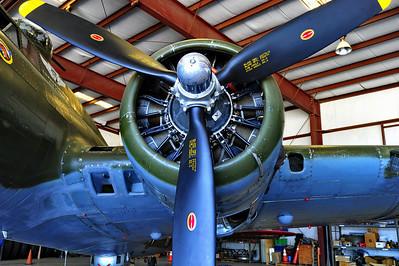 #1 Engine B-17