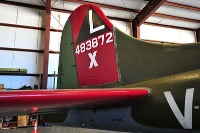 Tail Section B-17