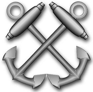 Boatswain's Mate ensignia, USN