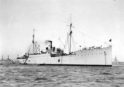 USS Prometheus, Repair Ship Photo USN