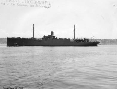USS Prometheus Photo USN